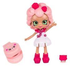 New *Shopkins Shoppies* Gourmet Kitty Kitchen Berribelle Mini Doll Happy Places