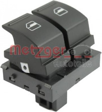Schalter, Fensterheber für Komfortsysteme METZGER 0916307