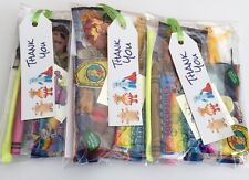 In the night garden party bags ,pre filled sweets toys,puzzle Boys, girls filled