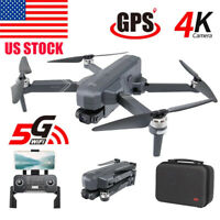 SJRC F11 Pro RC Drone With 4K HD Camera 5G Wifi FPV GPS Folding Quadcopter New
