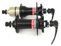 Novatec MTB Bike D791SB & D792SB 9/10/11S Hub Kit 32 H Black