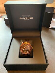 Glycine GL0188 Automatic Watch - Bronze