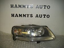 AUDI A6 RH XENON HEADLIGHT 05 06 07 08 2005 2006 2007 2008  W/AFS  USED