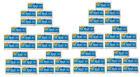 Premier Supermatic 100s Blue Light Cigarette Filter Tubes 50 Boxes 3097 50