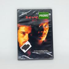 Se7En (Dvd, 1995) Fincher, Pitt, Freeman [Seven] - New & Sealed