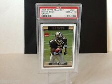 2006 Topps TEAM SET PSA 10 GEM MT #NO11 REGGIE BUSH NEW ORLEANS SAINTS