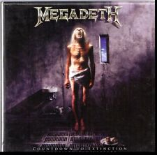 MEGADETH Countdown to Extinction 20th Anniversary Edition RARE OOP USED CD MINT