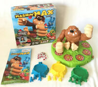 The Mashin' Max Game Board Game 2014 Hasbro Complete Contents Working