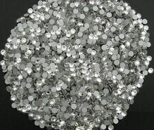 STRASS MC Stone collection 100pz SS4 1mm Cristallo crystal trasparente hotfix