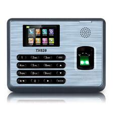 ZKteco TX628 TCP/IP Fingerprint Time Attendance 125K EM Card & Fingerprint Time