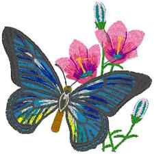 EMBROIDERY MACHINE PATTERN DESIGNS 39 BUTTERFLY DRAGONFLY DESIGNS