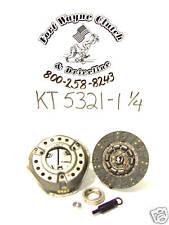 """International Harvester 10"""" clutch kit # KT5321 1 1/4"""""""