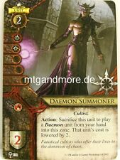 2x Spielstein Dämon *//* Token Demon *//* Commander 2014 Magic