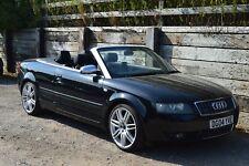 2004 AUDI S4 4.2 QUATTRO CABRIOLET MANUAL (Spares or Repairs)