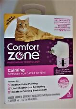 Comfort Zone Calming Cat Diffuser for Cats & Kittens - Upc: 039079003377