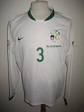 Slovenia vs Holland MATCH WORN Lazic football shirt soccer jersey trikot size L