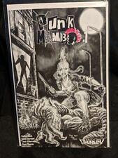 Iron Maiden Sanctuary Derek Riggs Homage Comic Book Set