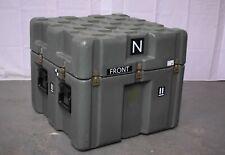 Hardigg - Pelican Transport Flight Storage Case Box - British Army - Military
