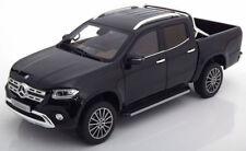 NOREV Mercedes Benz X-Class Pick Up Black (DEALER EDITION) 1:18 *New Item! RARE!