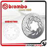 Brembo disc Serie Oro Fixed Disc Rear For Yamaha MT-125/YZF R 125