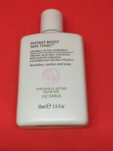 🌟Liz Earle instant boost skin tonic 50ml new travel sized