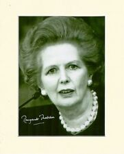 Signed Photos T Political Collectable Autographs