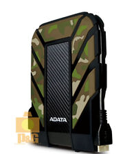 ADATA HD710 1TB USB 3.0 Waterproof  Dustproof External Hard Drive Camouflage