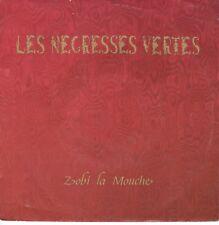 7inch LES NEGRESSES VERTESzobi la moucheHOLLAND 1989 EX (S2106)