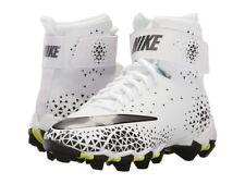 Nike Force Savage Shark BG Football Cleats (880133-100) Kid's Size 2Y