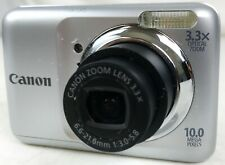 Canon PowerShot A800 10.0MP Digital Camera - Silver Fast Shipping