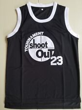 #23 MOTAW ABOVE THE RIM BASKETBALL JERSEY TOURNAMENT SHOOT OUT SEWN all size