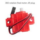 270 360 Rotation Servo Motor Cross Axle Tire Wheel for Lego Microbit Smart Car