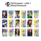 TWICE 3rd Mini Album Twicecoaster Lane1 Official Photocard HOLOGRAM KPOP K-POP