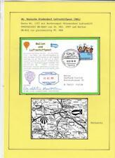 RM 700494 / Flugpost Deutsche KINDERDORF Luftschiffpost Deutschland