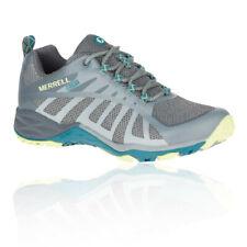 Merrell женские сирена кромки Q2 водонепроницаемые прогулочные туфли-серый спорт на открытом воздухе