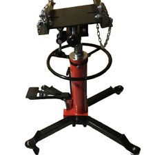A++ 1500lbs Transmission Jack 2 Stage Hydraulic for car lift auto lift Red/Black