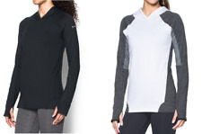 Under Armour UA Women's Cold Gear Armour Pullover Hoodie - New