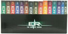 ER E.R Season 1+2+3+4+5+6+7+8+9+10+11+12+13+14+15 Complete Series DVD Boxset New