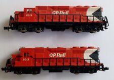 2 N Bachmann CP Rail 5015 Diesel Locomotive