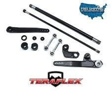 "TeraFlex TJ 0""-3"" Front Dual Rate S/T Swaybar Kit for 1997-2006 Jeep Wrangler"