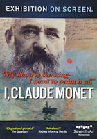 Exhibition on Screen: I, Claude Monet [Region 1] - DVD - New - Free Shipping.