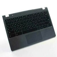 60.SHEN7.006 Acer Palmrest Keyboard With Touchpad For Chromebook C720-2844 NoteB