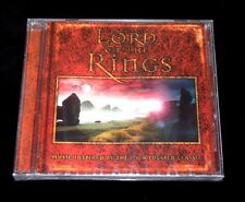 LORD OF THE RINGS - MUSIC INSPIRED BY THE J.R.R. TOLKIEN CLASSIC CD NEW & SEALED