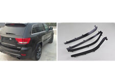 HLC Fender Wheel Eyebrow Wheel Arch Extensions For Jeep Grand Cherokee 2011-2016