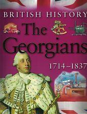 CHILDREN'S EDUCATIONAL BOOK: BRITISH HISTORY - THE GEORGIANS 1714-1837 (KS2)
