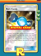 Rare Candy (SM FOIL) - for Pokemon TCG Online (DIGITAL ptcgo in Game Card)