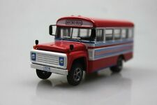 Buses World 1: 72 alloy car models Microbus BOLIVIA