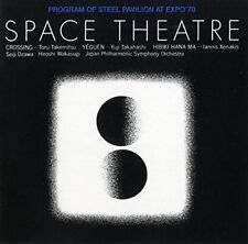 SEIJI OZAWA-SPACE THEATER - EXPO '70-JAPAN CD Ltd/Ed B63