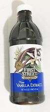 16oz First Street Pure Vanilla Extract