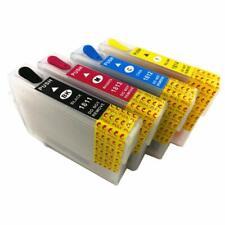 HEMEI Cartouche d'encre rechargeable T1816 Fonctionne avec l'imprimante EPSON XP